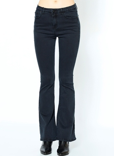 Glamorous Jean Pantolon Siyah
